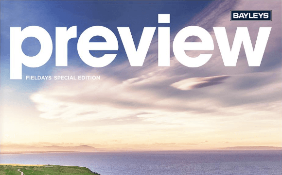 Preview Magazine : Fieldays' Special Edition
